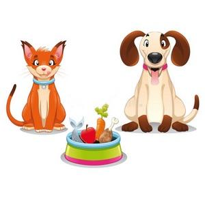 Διατροφη σκυλου και της γατας