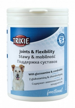 Trixie συμπληρωμα διατροφης σκυλου βιταμινες για αρθρωσεις & βελτιωση κινητικοτητας