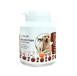 Hepatotabs σκυλου συμπληρωμα διατροφης για ηπατοπαθεια σκυλου (προστασια ηπαρ)