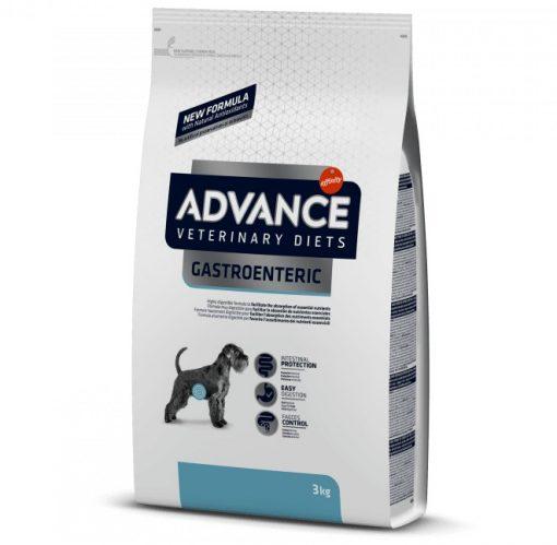 ειδικη τροφη Advance Gastroentericκλινικη διαιτα σκυλων για γαστριτιδα διαρροια σκυλου