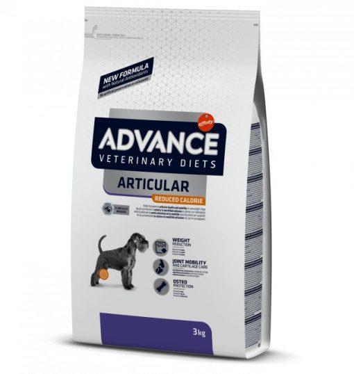 Advance Articular Care Reduced Calorie είναι κλινικη διαιτα ειδικη τροφη σκυλων με οστεοαρθριτιδα