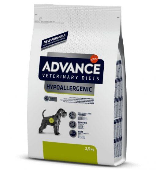 υποαλλεργικη τροφη σκυλων με τροφικες αλλεργιες - Advance Hypoallergenic