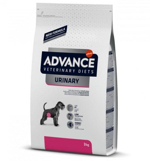 Advance κλινικη διαιτα σκυλου Urinary ειδικη τροφη σκυλων με ουρολιθιαση