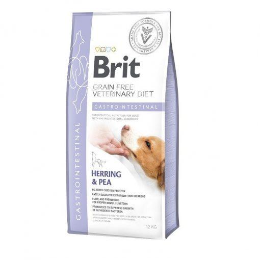 Κλινικη διαιτα Brit σκυλων Gastrointestinal Veterinary Grain Free για γαστρεντεριτιδα - διαρροια