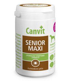 Canvit Senior συμπληρωματα διατροφης βιταμινες σκυλων για ηλικιωμενους σκυλους