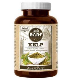 διατροφικο συμπληρωμα για σκυλους βιταμινες γατας Canvit Kelp Καφε Θαλασσια Αλγη για λαμπερο τριχωμα