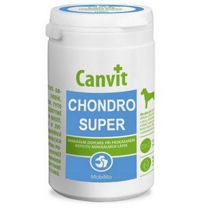 συμπληρωμα διατροφης για οστεοαρθριτιδα βιταμινες σκυλου Canvit Chondro Super προστασια αρθρωσεις