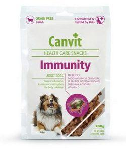 λιχουδιες σκυλου Canvit Immunity σκυλου για ενισχυση ανοσοποιητικου