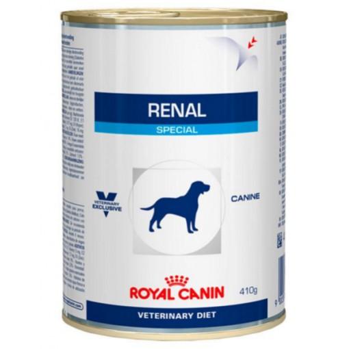 royal canin κονσερβα κλινικη διαιτα σκυλων με νεφρικη ανεπαρκεια renal special
