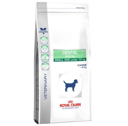 Royal Canin Dental Small τροφη κλινικη διαιτα για μικροσωμους σκυλους για καθημερινή στοματικη υγιεινη - φροντιδα των δοντιων
