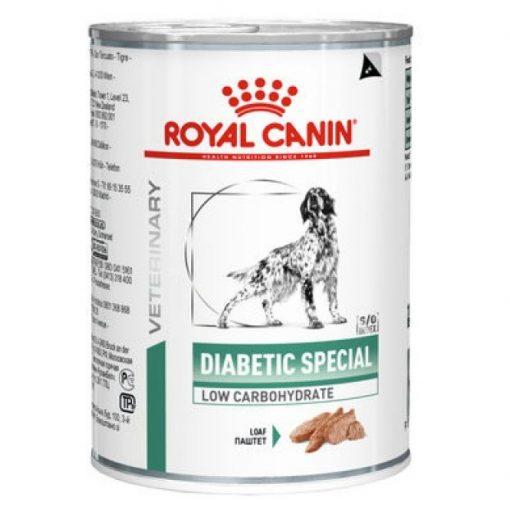 Κλινικη διαιτα σκυλου κονσερβα τροφη για προβληματα διαβητη royal canin diabetic