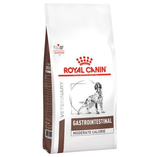 Royal Canin για σκυλους κλινικη διαιταGastro Intestinal Moderate Calorie τροφη