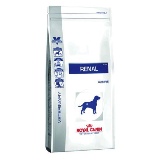 Royal Canin Renal κλινικη διαιτα σκυλων με νεφρικη ανεπαρκεια