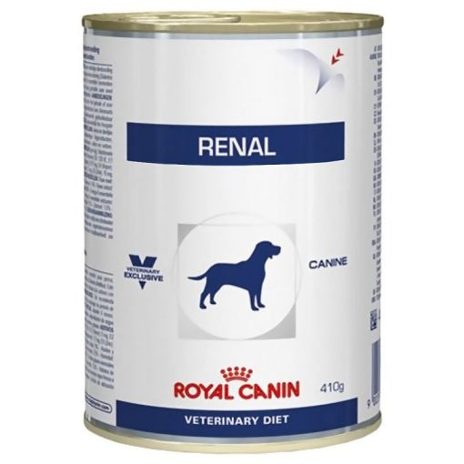 Royal Canin Renal κονσερβα σκυλων με νεφρικη ανεπαρκεια