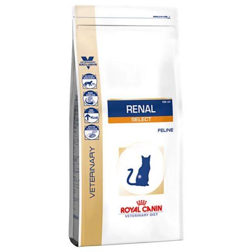 Royal Canin Renal Select τροφες γατας κλινικες διαιτες