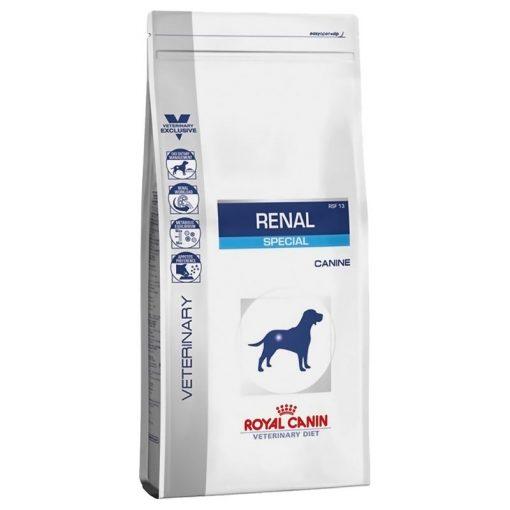Royal Canin Renal Special κλινικη διαιτα για σκυλους τροφη