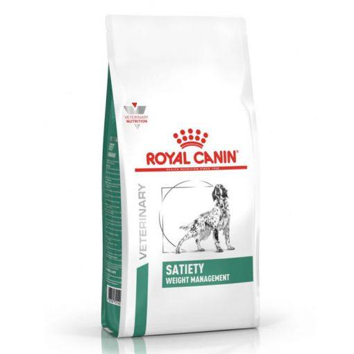 τροφη κλινικη διαιτα Royal Canin σκυλων Satiety Weight Management
