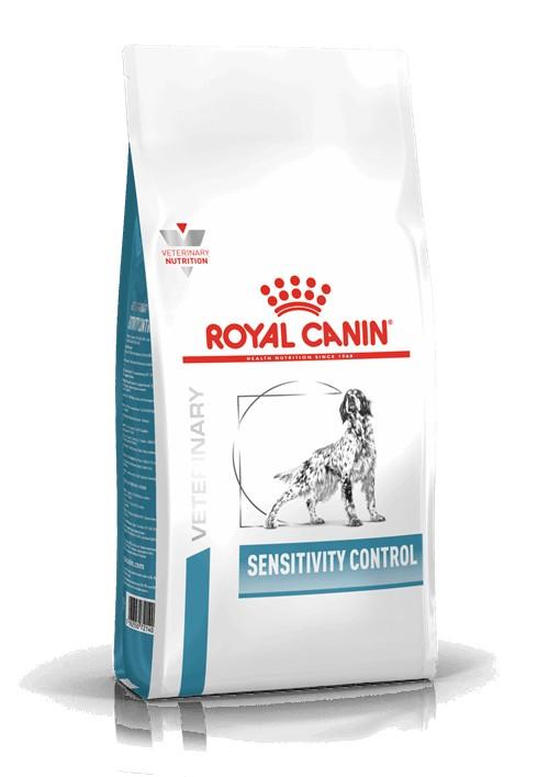 Royal Canin Sensitivity control κλινικη διαιτα σκυλων με δυσανεξια, τροφικη αλλεργια