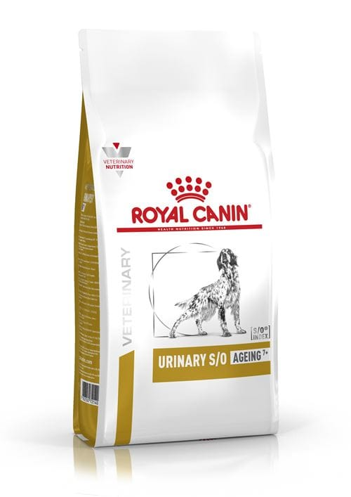 Urinary Ageing κλινικη διαιτα για ηλικιωμενους σκυλους Royal Canin τροφη σκυλων για στρουβιτη