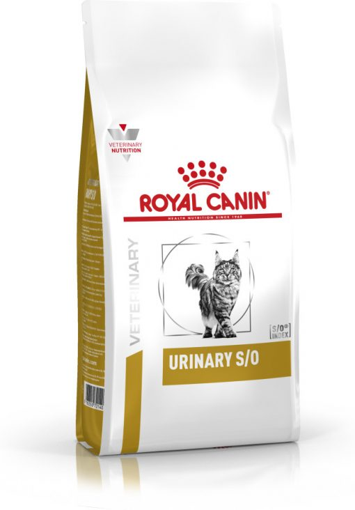 κλινικη διαιτα για γατα για προληψη ουρολιθιασηςRoyal Canin Urinary S/O