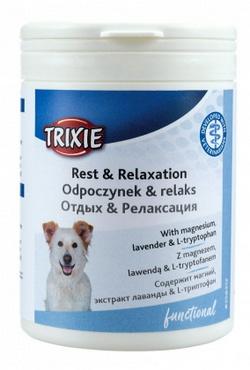 Trixie Rest & relaxation συμπληρωμα διατροφης βιταμινες για σκυλους για χαλαρωση και ηρεμια