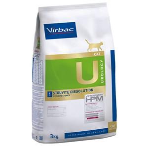 Virbac Urology Struvite τροφη γατας για διαλυση λιθων στρουβιτη