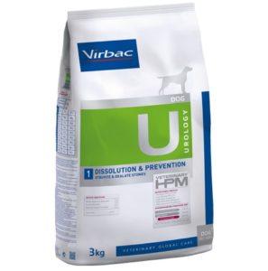 Virbac Urology κλινικη διαιτα σκυλων για διαλυση σε λιθους στρουβιτη