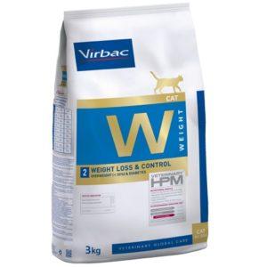 Virbac HPM Weight Loss τροφες γατας Control μειωση βαρους - διαβητης